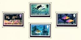 CAYMAN ISLANDS - 1977 Tourism Set Unmounted/Never Hinged Mint - Cayman Islands