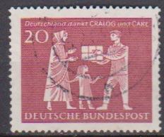 BRD 1963 MiNr.390 CRALOG Und CARE ( A640 ) Günstige Versandkosten - BRD