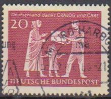 BRD 1963 MiNr.390 CRALOG Und CARE ( A642 ) Günstige Versandkosten - BRD