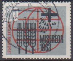 BRD 1963 MiNr.391 Misereor ( A645 ) Günstige Versandkosten - BRD