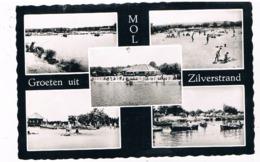 B-7376   MOL : Groeten Uit Zilverstrand - Mol