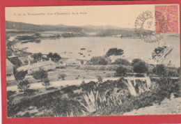 Var - Ile De Porquerolles - Vue D'ensemble De La Rade - Porquerolles