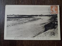 L22/772  PLOUESCAT. La Plage De Port Meur Au Fond Porz Guen Et Ses Villas - Plouescat