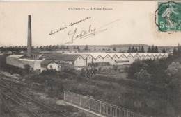 UXEGNEY L USINE PERRIN CARTE RARE - Other Municipalities