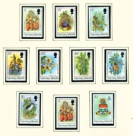 CAYMAN ISLANDS - 1984-86 Definitives With Date Imprint 1984 1985 Or 1986 Set Unmounted/Never Hinged Mint - Caimán (Islas)