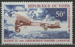 Niger YT PA 183 XX / MNH Blériot Aviation - Niger (1960-...)