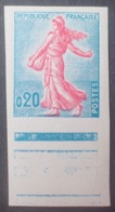 R1949/1307 - 1961 - TYPE SEMEUSE De PIEL - N°1233 (I) - ND - LUXE - NEUF** BdF - Francia