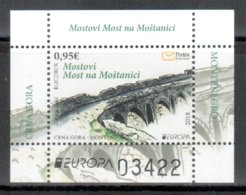 Montenegro / Crne Gore 2018 EUROPA Block / Souvenir Sheet ** - 2018