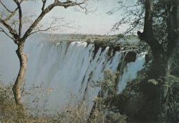 ZAMBIA - Waterfalls 1978 - Zambia