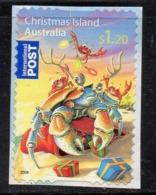Y1286 - CHRISTMAS ISLAND , Usato USED 2008 $1.20 (2380A) Autoadesivo - Christmas Island