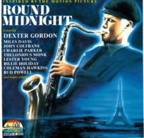 CD N°2437 - ROUND MIDNIGHT - COMPILATION 12 TITRES - Jazz