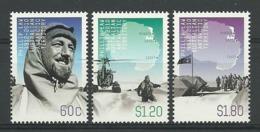 Australia AAT 2012 Phillip Law Centenary  Y.T. 197/199 ** - Unused Stamps