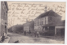 Vosges - Saint-Ouen-les-parey - Place De La Mairie - Other Municipalities