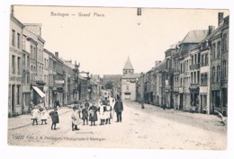 B-7386   BASTOGNE : Grand Place - Bastogne