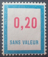 R1949/1318 - TYPE SEMEUSE De PIEL - TIMBRE FICTIF - N°F143 NEUF** - Phantomausgaben