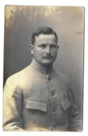 Soldat Armée Belge  Prisonnier Guerre 14 - 18 Camp De Neuhammer 1918 (vers Anthisnes )  Cachet  Censure  Photo Carte - Guerra, Militari