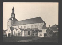 Fosses-la-Ville - La Collégiale Vers 1900 - Fosses-la-Ville