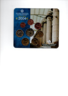 GRIEKENLAND BU SET 2004 - Grèce