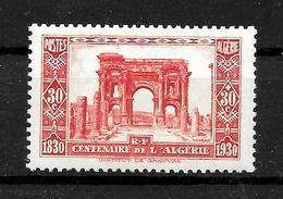 ALGERIE Colonie : N° 91 ** (Centenaire) Cote : 13.65 € - Neufs