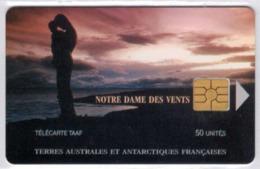 TAAF 13 - 50 U Notre Dame Des Vents - Voir Scans - TAAF - Franse Zuidpoolgewesten