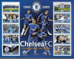 GRENADE Feuillet  N° ( 2005 ) * * Football Soccer Fussball Chelsea - Berühmte Teams
