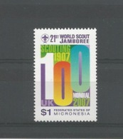 Micronesia 2007 Scouts Centenary Y.T. 1497 ** - Mikronesien