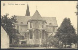CPA Jodoigne Eglise St Médard - Jodoigne