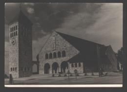 Rocherath - Krinkelt - Pfarrkirche / Eglise - Carte Photo Gevaert - Bullange - Bullingen