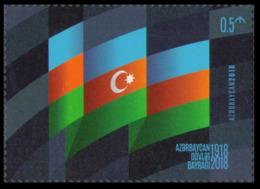 2018Azerbaijan 1391National Flag Day Of Azerbaijan - Aserbaidschan