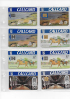 Eire Callcard Telecom Eireann 16 Cartes Vintage  Port En Plus - Irlande