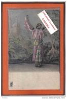 Carte Postale Algérie  Danseuse Kabyle Trés Beau Plan - Women