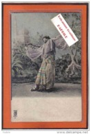 Carte Postale Algérie  Danseuse Orientale  Kabyle Trés Beau Plan - Women