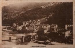 S. Pancrazio Calvo Ventimiglia 1927 - Imperia