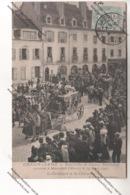 CPA CHALON SUR SAONE (71) - Funérailles Du Dr MAUCHAMP Assassiné à Marrakech (Corbillard Et Couronnes) - Chalon Sur Saone