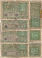 ALLEMAGNE 50 MARK 1919 G P 66 (  7 Billets ) - 50 Mark