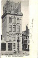 Belgie - Belgique - Mons -  Hôtel Des Téléphones - Mons