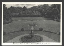 Jodoigne - Château Des Cailloux - Pensionnat D'Athénée - Un Coin Du Parc - Jodoigne