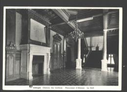 Jodoigne - Château Des Cailloux - Pensionnat D'Athénée - Le Hall - Jodoigne