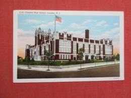 High School Camden  New Jersey  >ref 3673 - Camden