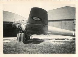 AVION GOURDON LESEURRE GNOME RHONE JUPITER PHOTO ORIGINALE FORMAT 8.50 X 5.50 CM - Aviation