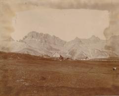 Photo Années 1900 LE LAUTARET - Col Du Galibier, L'aiguille (A214) - Autres Communes