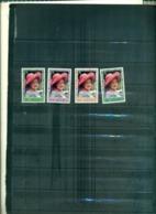 ANGUILLA 80 REINE-MERE 4 VAL NEUFS A PARTIR DE 0,75 EUROS - Anguilla (1968-...)