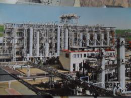 Usine Fabrication Phenoll Syntetique - Roussillon
