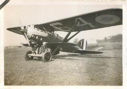 AVION NIEUPORT DELAGE 622  PHOTO ORIGINALE FORMAT 8.50 X 6 CM - Aviation
