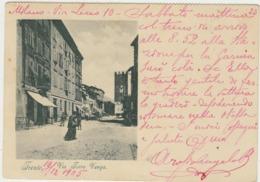 A 3 - TRENTO  1905 -  VIA TORRRE VANGA - Trento