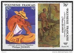 Polynésie, N° 494 à N° 497** Y Et T - Polinesia Francesa