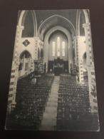 De Haan  - Coq S/ Mer -  Intérieur De L'eglise - Gelopen 1922 - De Haan