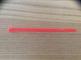 """Touilleur """"bâton"""" (rouge Transparent) - Swizzle Sticks"""