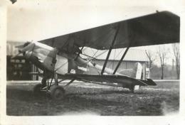 AVION POTEZ 25 A2 METROPOLE  PHOTO ORIGINALE FORMAT 8.50 X 6 CM - Aviation