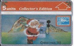 GIBRALTAR - CHRISTMAS 1993 - 8.000 EX - Gibraltar